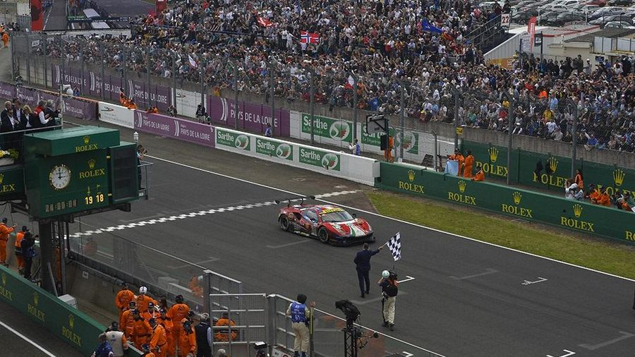 Ferrari trở lại chinh phục Le Mans Hypercar