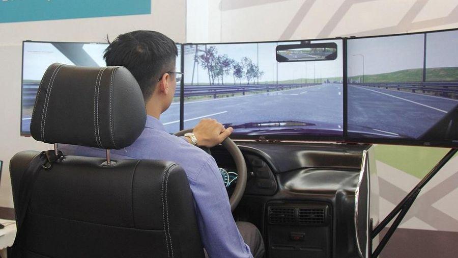 Khi nào thi bằng lái xe phải sát hạch phần mềm mô phỏng?