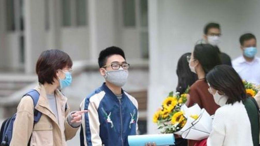 Từ ngày 2/3 học sinh Hà Nội đi học trở lại