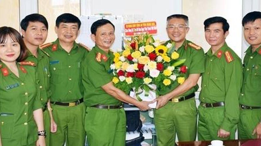 Khẳng định vai trò của lực lượng Kỹ thuật hình sự Công an Quảng Nam
