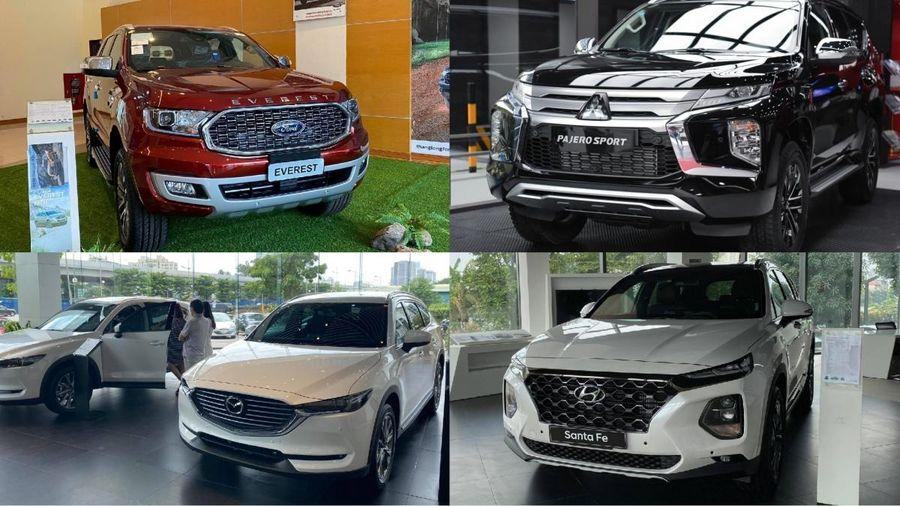 Điểm danh những mẫu xe giảm giá đáng chú ý sau Tết