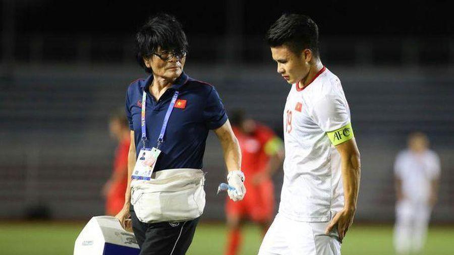 Y học thể thao Việt Nam: Đau đáu nỗi niềm thiếu bác sĩ giỏi