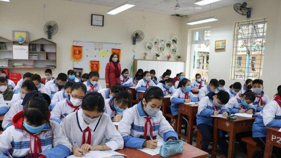 Học sinh Hà Nội đi học trở lại từ ngày 2/3