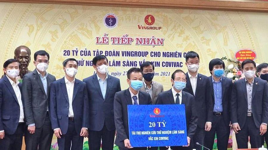 Chuẩn bị tiêm thử nghiệm trên người vắc xin Covid-19 thứ hai của Việt Nam