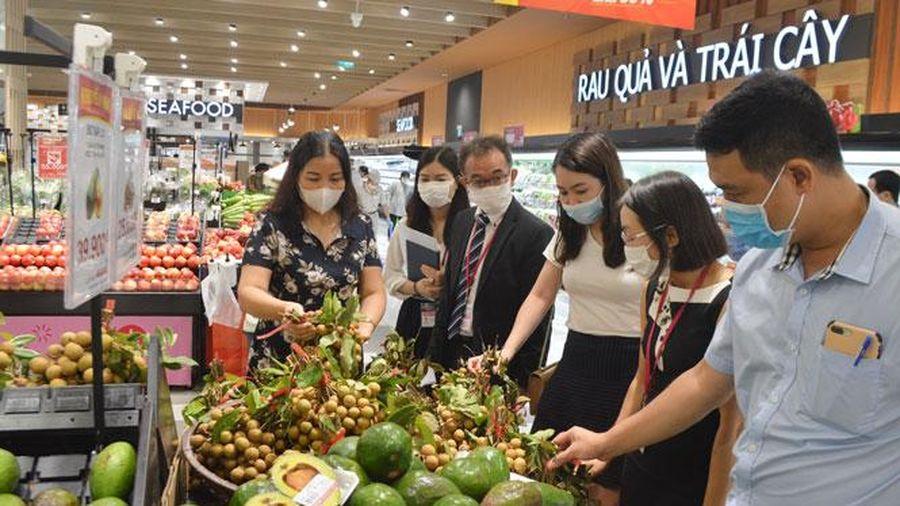 Hà Nội tạo mọi điều kiện cho lưu thông hàng hóa, thúc đẩy tiêu thụ nông sản
