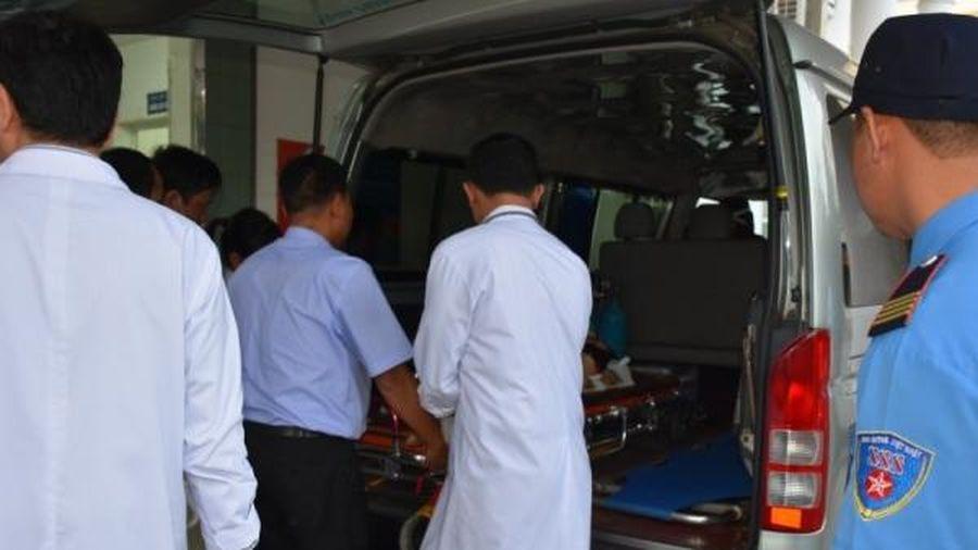 Bộ Y tế đề nghị dồn lực cấp cứu các trường hợp nặng của vụ tai nạn ở Bạc Liêu