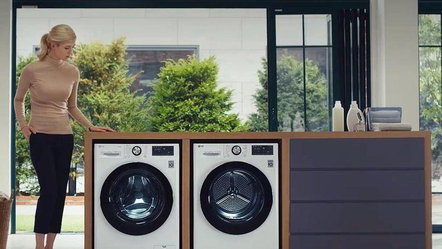 'Giải mã' LG AI DD, máy giặt lồng ngang 'sang – xịn – mịn' bậc nhất hiện nay