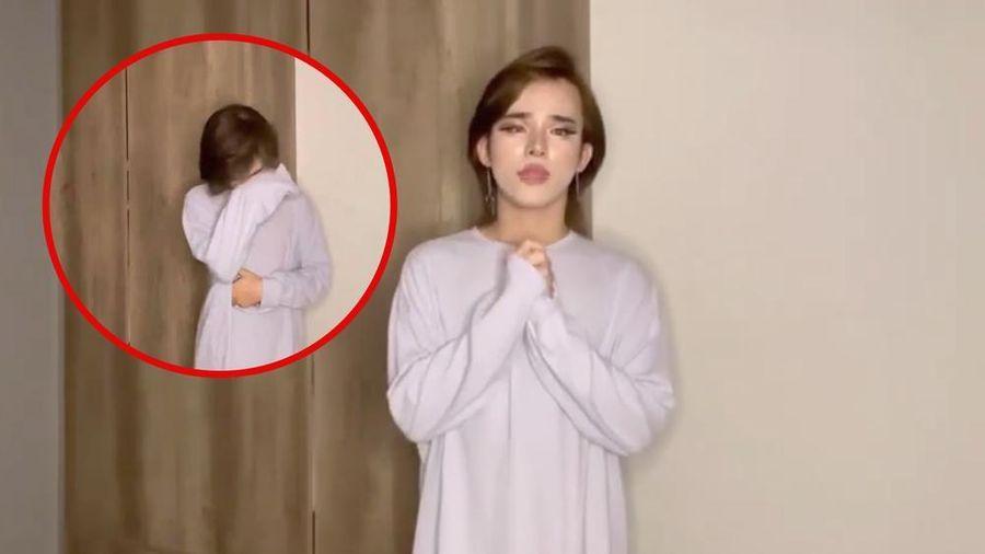 Hot TikToker Trần Đức Bo khóc nức nở trên sóng livestream, ẩn ý có người đứng sau hại mình
