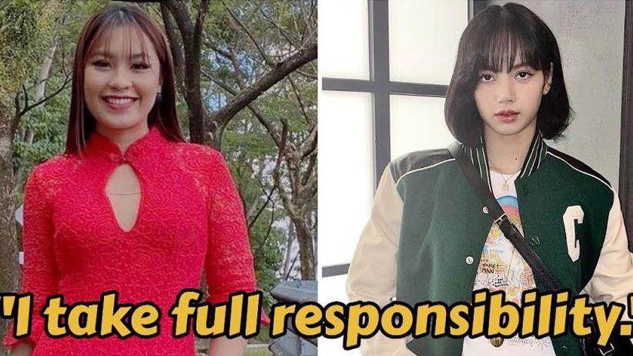 Một ngôi sao của Malaysia bị BLINKs phản ứng dữ dội vì chế giễu Lisa (BLACKPINK) cực kém duyên