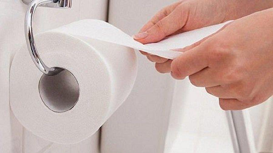 Nhận biết giấy vệ sinh an toàn
