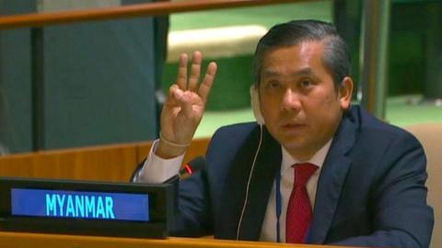 Đại sứ Myanmar tại Liên hợp quốc bị sa thải sau phát biểu 'hùng hồn'