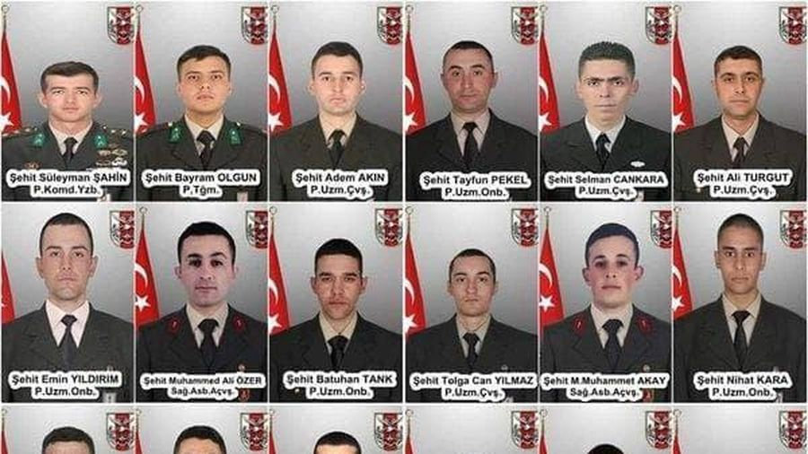 Nga tung đòn không kích uy lực ở Syria, 47 binh sĩ Thổ Nhĩ Kỳ thiệt mạng