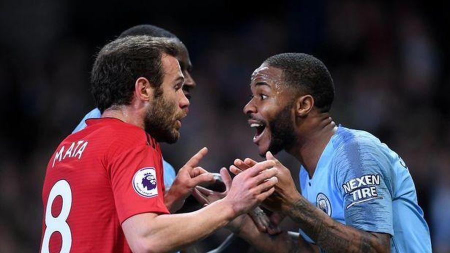 Sóng ngầm giữa cầu thủ MU và Man City