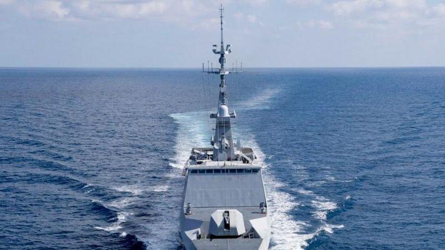 Pháp tìm lối đi ở Biển Đông giữa Mỹ và Trung Quốc