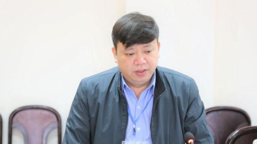 Chánh văn phòng HĐND-UBND huyện đột tử ở phòng làm việc