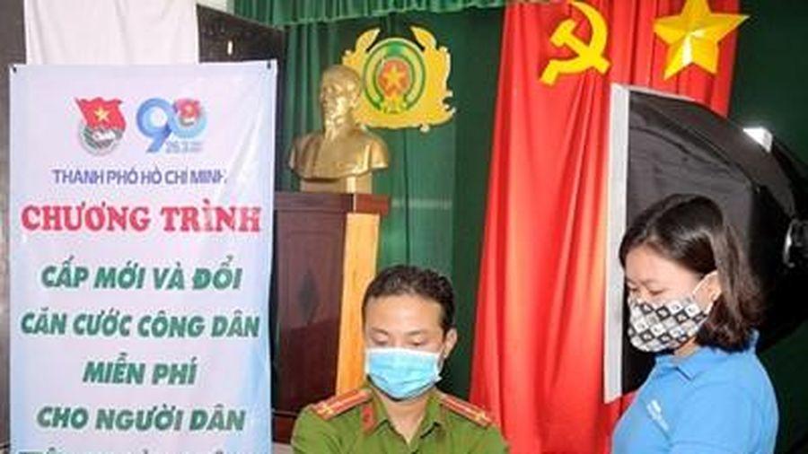 Tuổi trẻ TP Hồ Chí Minh hưởng ứng tháng Thanh niên