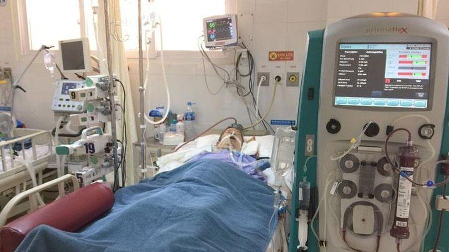 Cứu bệnh nhân bị sốc tim