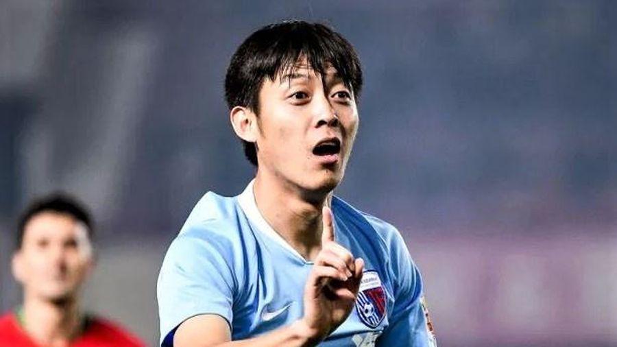 Cầu thủ đen đủi của bóng đá Trung Quốc