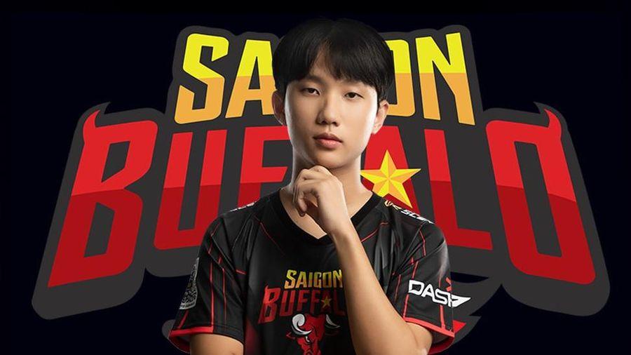 Saigon Buffalo đánh bại đương kim vô địch Team Flash