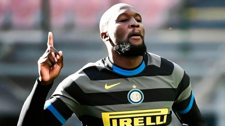 Lukaku mất 32 giây để mở tỷ số cho Inter