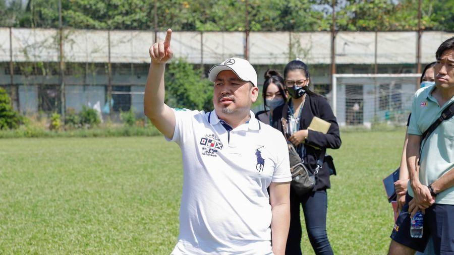 Ông chủ Việt và giấc mơ sở hữu CLB bóng đá nước ngoài