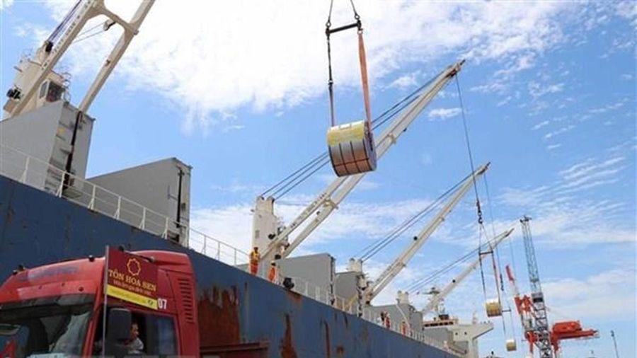 Các nhóm hàng xuất khẩu chủ lực đều tăng