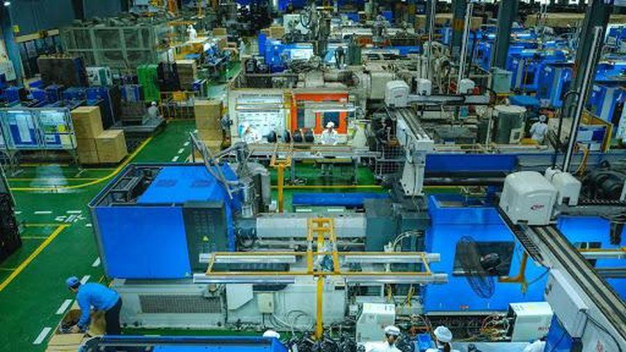 Sản xuất công nghiệp 2 tháng đầu năm tăng 7,4% so với cùng kỳ