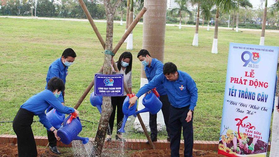 Đà Nẵng phấn đấu trồng 30.000 cây xanh năm 2021