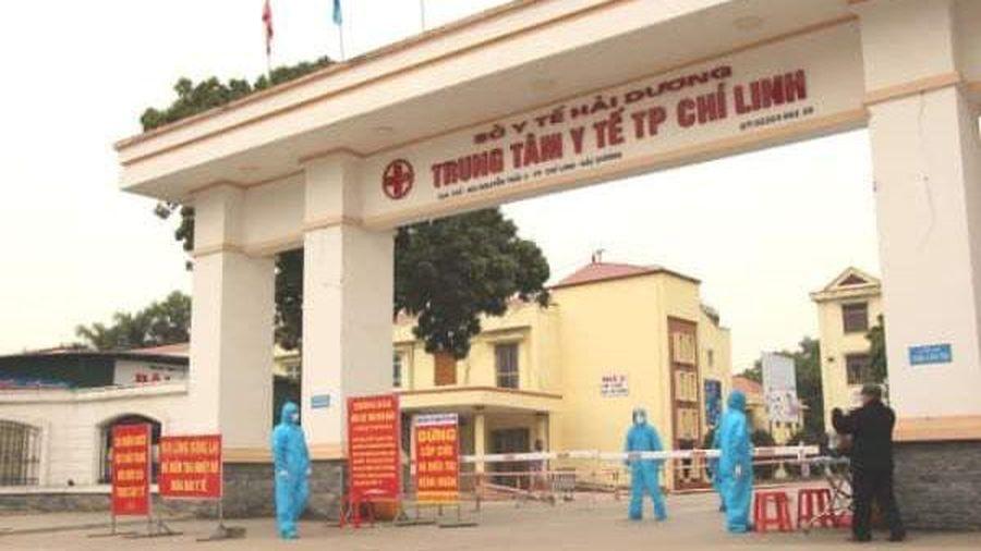 Giải thể Bệnh viện dã chiến số 1 tại Chí Linh, Hải Dương