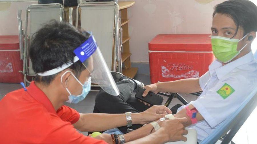 Thêm 284 người tham gia hiến máu nhân đạo ở Sóc Trăng