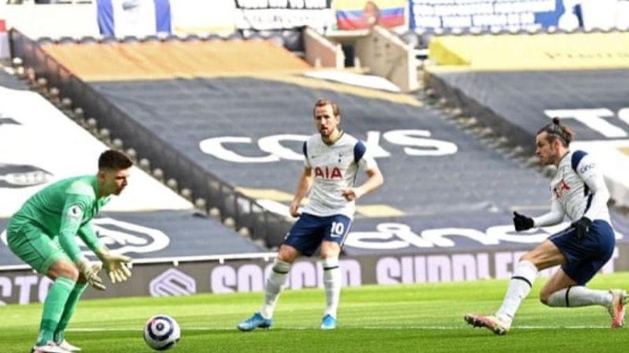 Tottenham thắng đậm Burnley 4-0