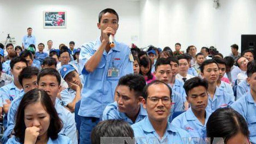 Hà Nội: Phối hợp bảo vệ quyền lợi chính đáng của người lao động