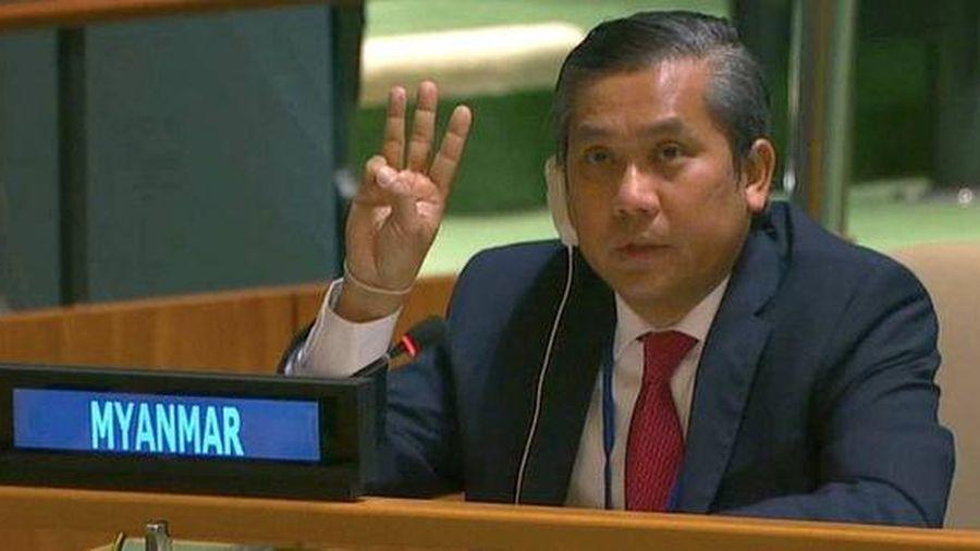 Myanmar: Đại sứ bị sa thải tuyên bố 'chiến đấu đến cùng', căng thẳng leo thang