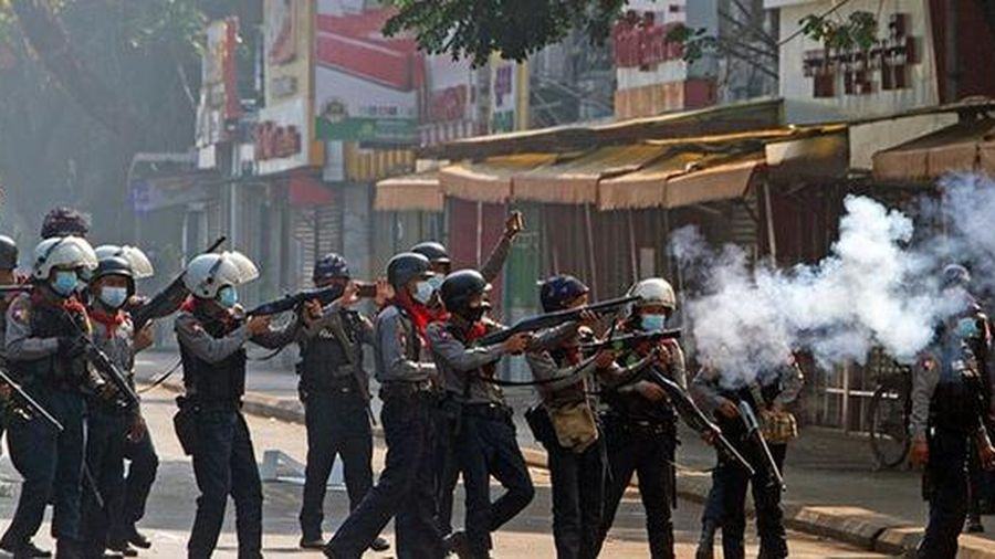 'Ngày đẫm máu nhất' ở Myanmar kể từ khi đảo chính