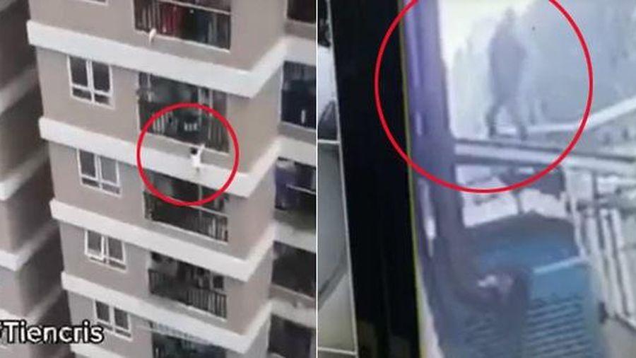 'Người hùng' thuật lại giây phút thót tim đỡ bé gái 2 tuổi rơi từ tầng 12A chung cư xuống