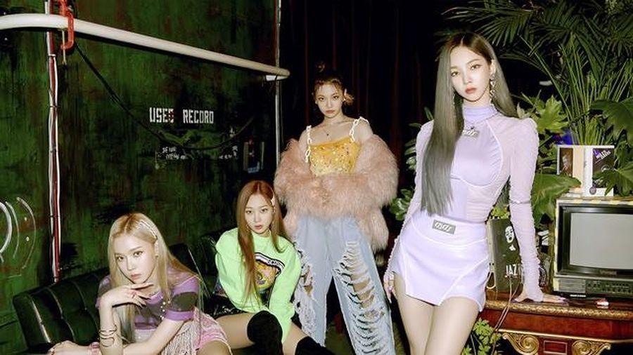 Aespa một bước 'vượt mặt' Red Velvet, trở thành 'con gái cưng' đích thực của SM Entertainment