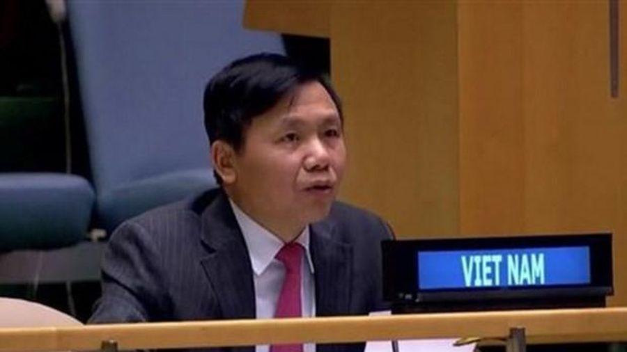 Đại hội đồng Liên hiệp quốc thảo luận về tình hình Myanmar