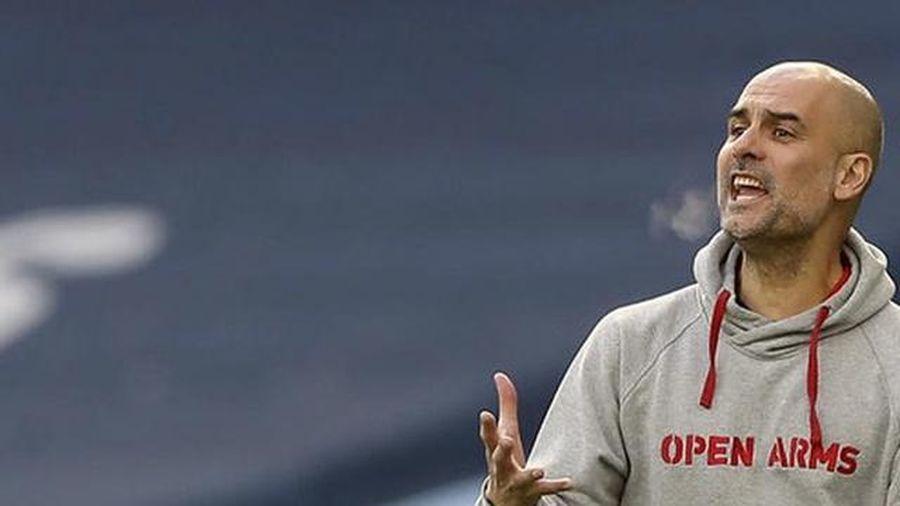 Huấn luyện viên Pep Guardiola bỏ xa 'Người đặc biệt' Mourinho