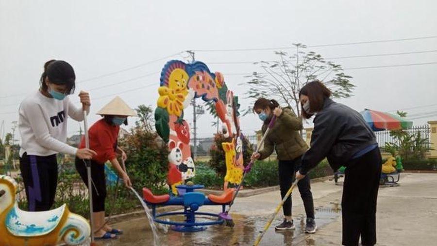 Vĩnh Phúc: Sẵn sàng đón học sinh trở lại trường học