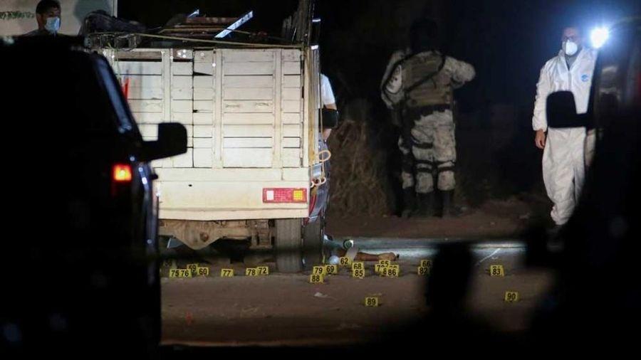 Mexico: Xả súng kinh hoàng, 11 người thiệt mạng