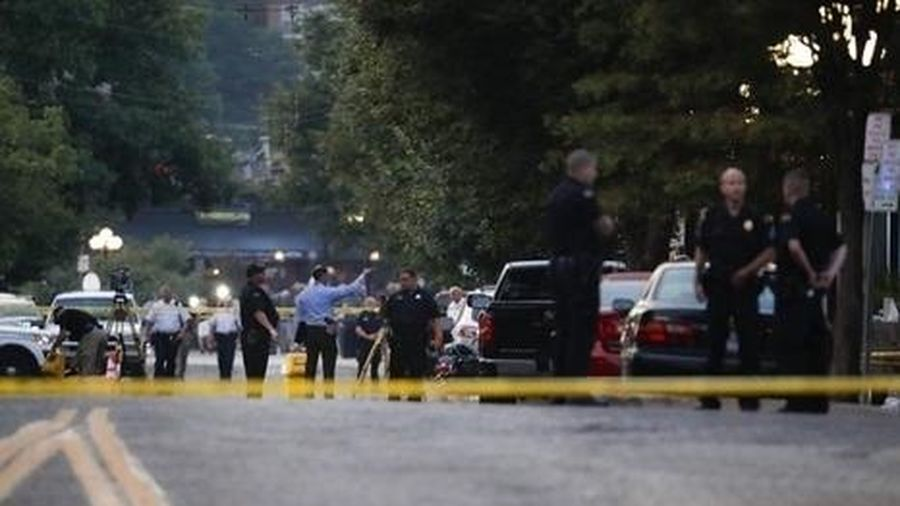 Xả súng vào bữa tiệc ngoài trời, 11 người tử vong