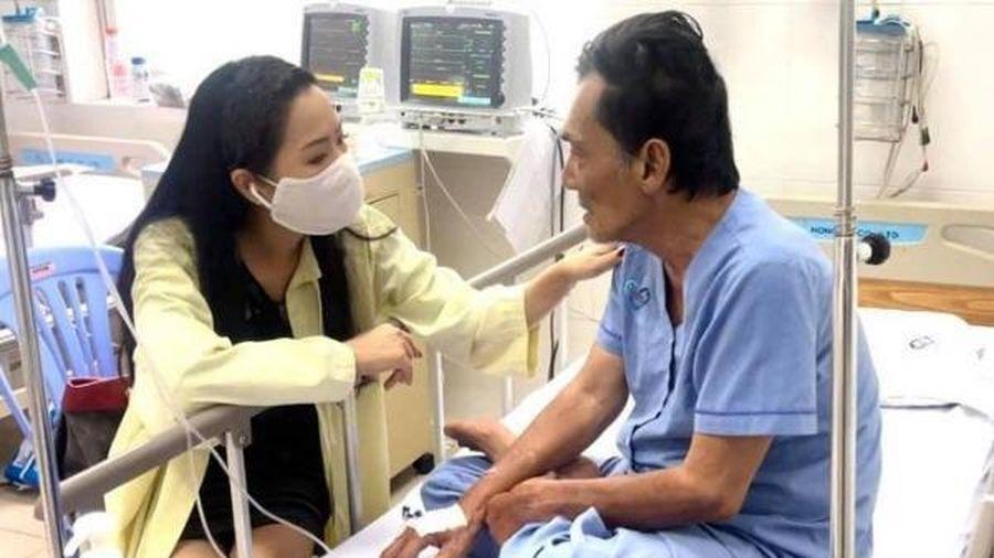 Cập nhật mới nhất về sức khỏe và tiền hỗ trợ nghệ sĩ Thương Tín