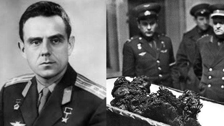 Cái chết thương tâm của nhà du hành Liên Xô rơi từ vũ trụ