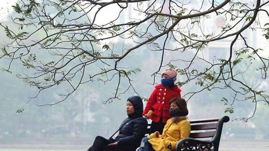 Gió mùa Đông Bắc tràn về, Hà Nội mưa rét từ ngày 1/3