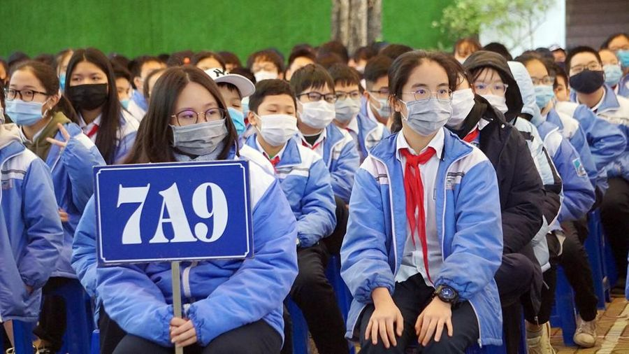 Học sinh ở Hải Phòng dự kiến trở lại trường từ ngày 8/3