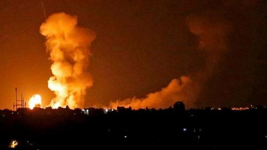 Nga yêu cầu Israel ngừng không kích Syria