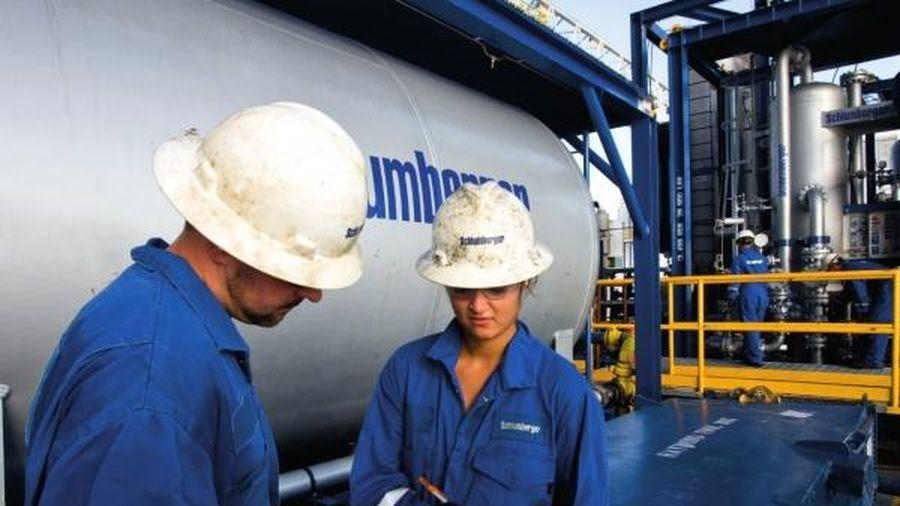 Ai Cập và Schlumberger số hóa dữ liệu dầu khí