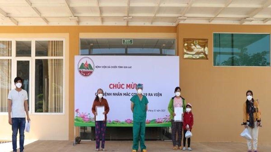 Bệnh nhân Covid-19 ở Gia Lai tái dương tính sau 7 ngày xuất viện