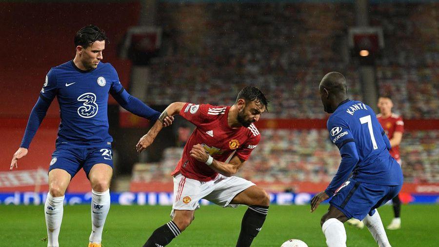 MU đấu Chelsea: Trái tim Bruno Fernandes