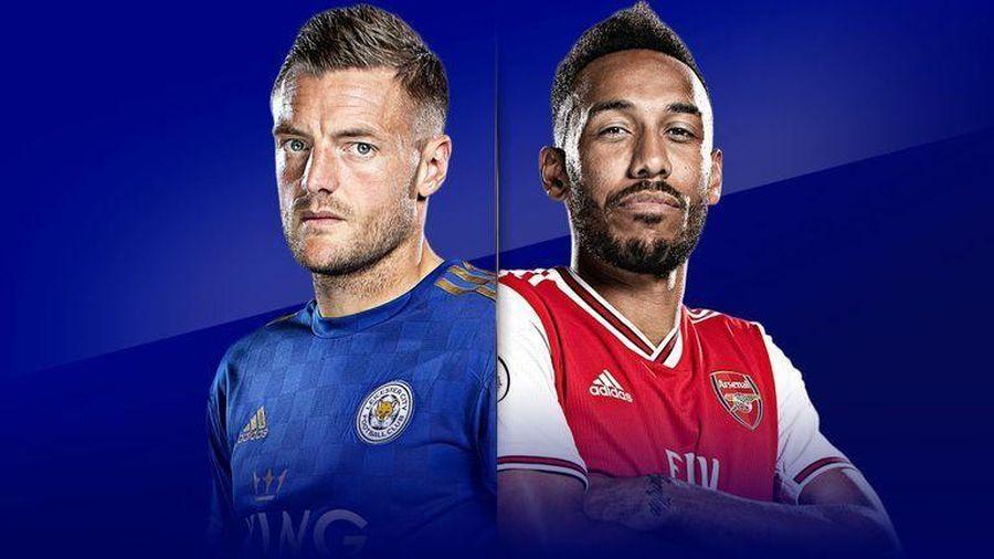 Trực tiếp Leicester vs Arsenal: Đánh sập King Power